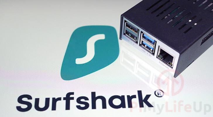 Raspberry Pi Surfshark VPN