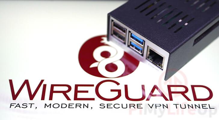 Raspberry Pi WireGuard VPN