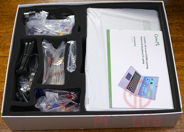 CrowPi2 Box Inside