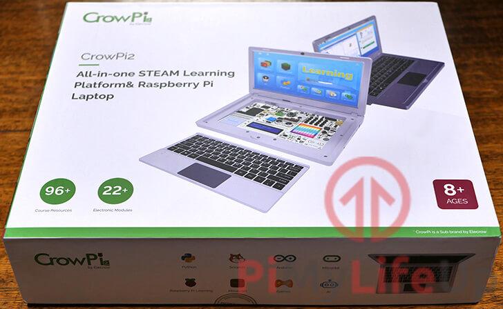 CrowPi 2 Box Outside