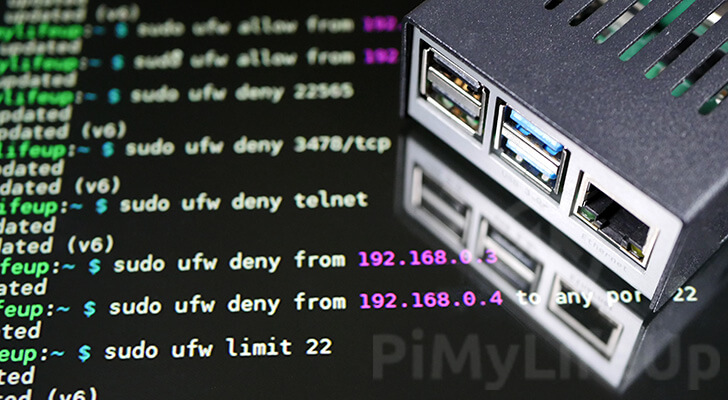 Raspberry Pi UFW