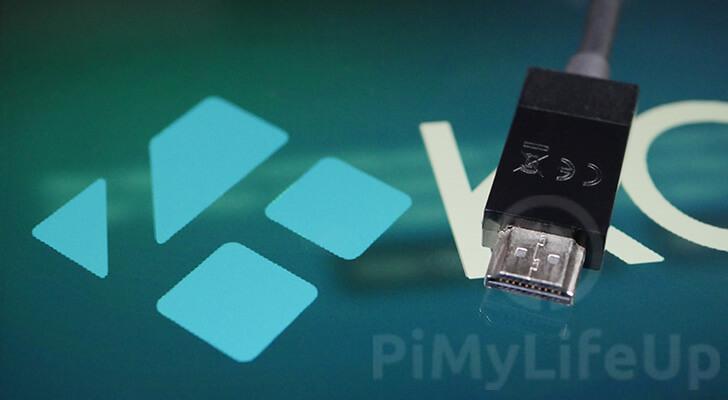 Kodi HDMI-CEC Remote Control