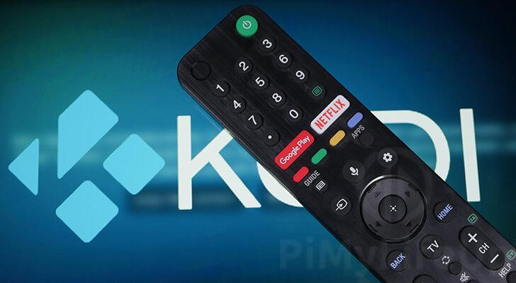 Kodi Remote Control