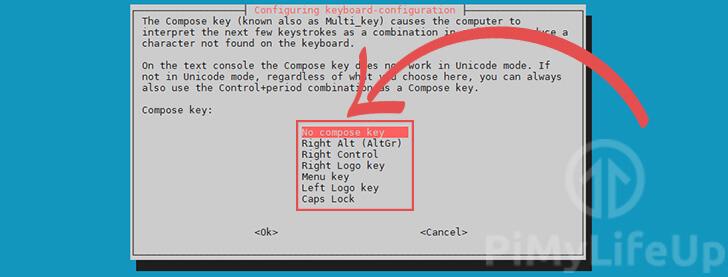 keyboard Compose Key