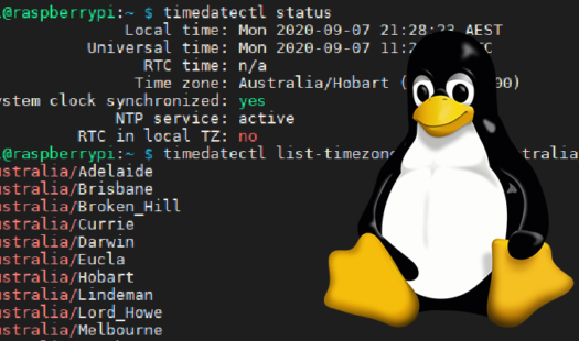 Using the timedatectl Command to Control your Systems Time Thumbnail