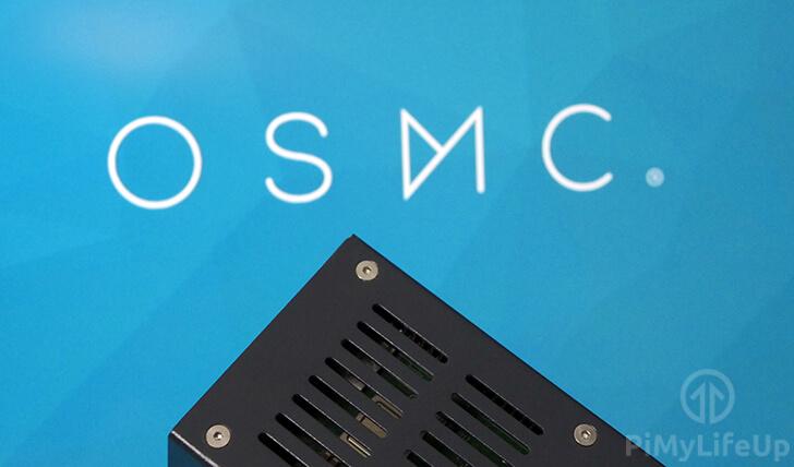 Raspberry Pi OSMC