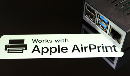 Setting up an AirPrint Server on your Raspberry Pi Thumbnail