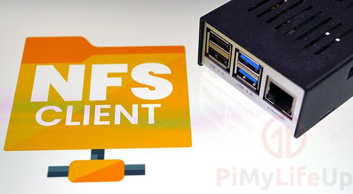Raspberry Pi NFS Client