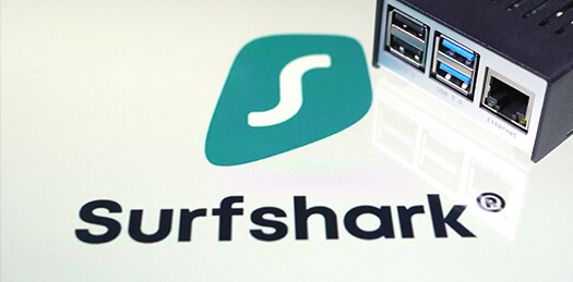 Raspberry Pi Surfshark