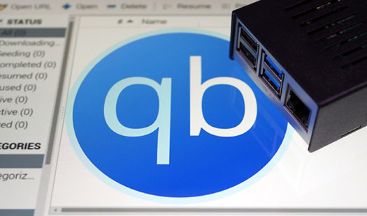 Running qBittorrent on the Raspberry Pi Thumbnail