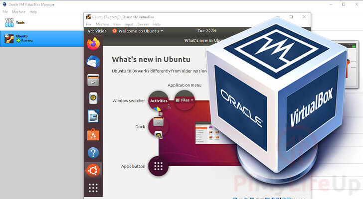 Installing Ubuntu on VirtualBox