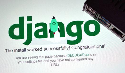 Installing Django on your Raspberry Pi Thumbnail