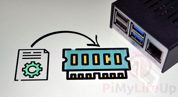 Raspberry Pi Log2RAM
