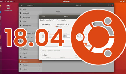 Setting a Static IP Address in Ubuntu 18.04 Thumbnail