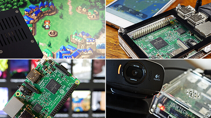 Cool Raspberry Pi Projects