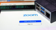 Raspberry Pi Zoom