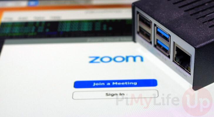 Raspberry Pi Zoom