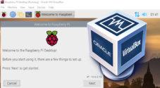 Raspberry Pi VirtualBox