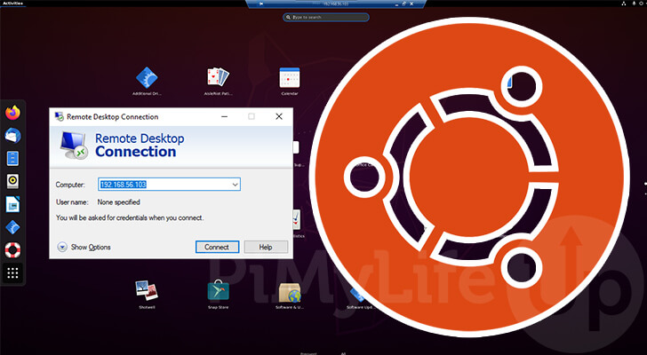 Ubuntu XRDP
