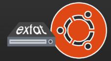 Ubuntu exFAT