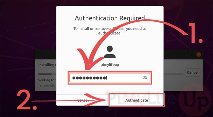 Authenticate User as an Administrator