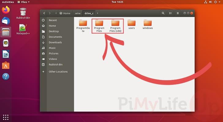 Program Files Directories