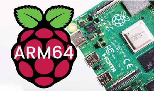 Running a 64-bit OS on the Raspberry Pi Thumbnail