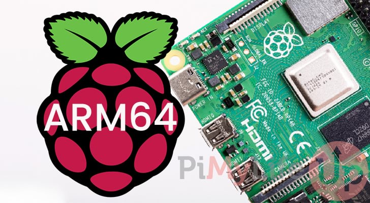 Raspberry Pi 64-bit