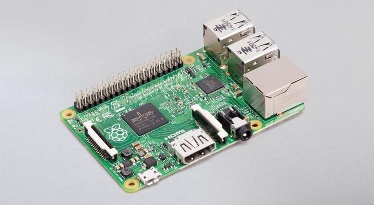 Raspberry Pi Version 2 Model B