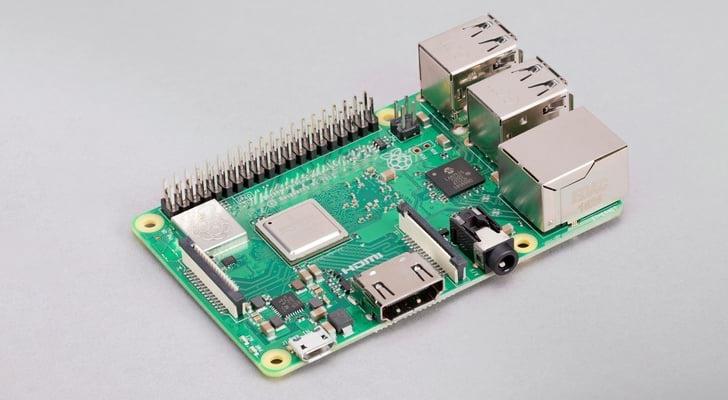 Raspberry Pi Version 3 Model B Plus