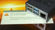 Raspiberry Pi Enable SSH on Boot