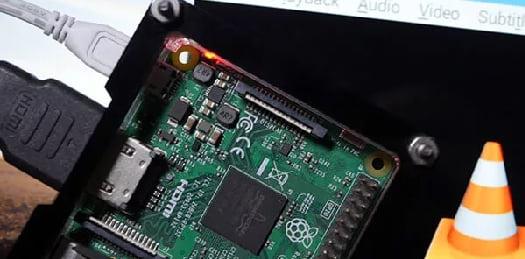 raspberry Pi vlc video player thumb