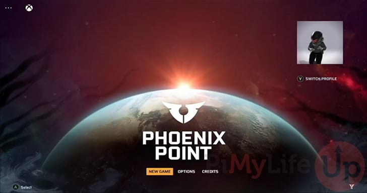 Streaming Phoenix Point From the Xbox Cloud Gaming service on the Raspberry Pi