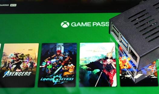 Running Xbox Cloud Gaming on the Raspberry Pi Thumbnail